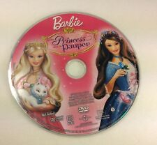 Barbie As The Princess And The Pauper DVD Movie Only