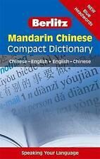 Berlitz Language: Mandarin Chinese Compact Dictionary (Berlitz Compact Dictionar