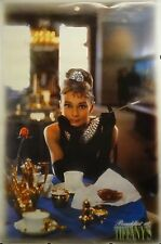 Audrey Hepburn 24x36 Breakfast At Tiffanys 1961 Movie Art Poster 1998