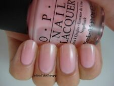 NEW! OPI Nail Polish Vernis PASSION ~ Endlessly enticing pale pink sheer