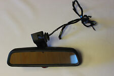BMW 3 5 SERIES E46 E39 GENUINE AUTO DIMMING REAR VIEW MIRROR 8236774   B305