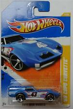 HOT WHEELS  69 COPO CORVETTE 2011 NEW MODELS 04/50  w/MC5 CHROME WHEELS