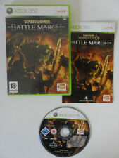 WARHAMMER BATTLE MARCH - MICROSOFT X BOX 360 - JEU XBOX 360 COMPLET