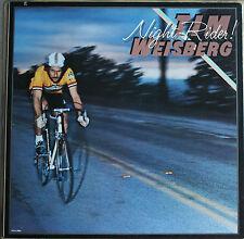 """TIM WEISBERG """"NIGHT RIDER !""""   33T  LP"""