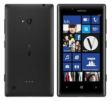 Nokia Lumia 720 Black 8GB WIFI NFC Windows Phone without Simlock new