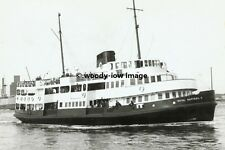rp01638 - Mersey Ferry - Royal Daffodil II , built 1958 - photo 6x4