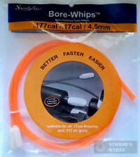 Swab-Its BORE-WHIPS .17 .177 4.5mm Gun Bore Cleaner 3-Pk 42-0017 NEW *FAST SHIP*