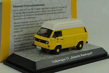 VW Volkswagen T3 Hochraumkasten Deutsche Bundespost Post 1:43 Premium classixxs