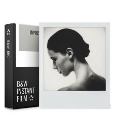 Impossible Project Black White Film Polaroid 600 Type I-1 Camera Instant BW