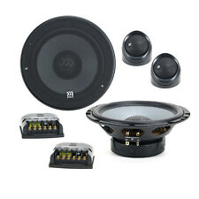 "Morel Maximo Ultra 602 6-1/2"" 2-Way Car Audio Component Speaker System New"