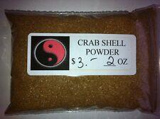 CRAB SHELL POWDER 2 OZ