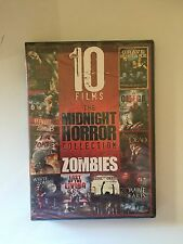 The Midnight Horror Collection Zombies (2012) 10 Films 14 Hours 2 discs