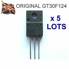 5 Lots of 30F124 GT30F124  IGBT High Speed Switching TO-220 NEW UK STOCK