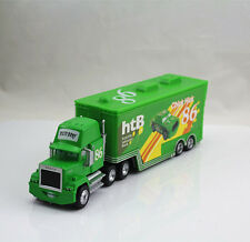 Disney Pixar Diecast No.86 Chick Hicks Mack Truck Superliner Container Toy Car