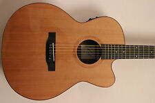Chitarra Duke GA-MC-cut Grand Auditorium con custodia + Shadow EQ Top espositori!