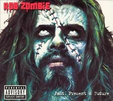 Rob Zombie - Past, Present & Future [PA] (CD, Sep-2003, 2 Discs, Geffen) NEW