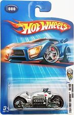 2004 Hot Wheels First Editions #080 ~ Dodge Tomahawk (Silver)