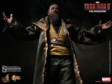 "Sideshow Hot Toys 1/6 Scale 12"" Marvel Iron Man 3 The Mandarin Figure MMS211"