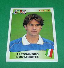 N°240 COSTACURTA ITALY ITALIA PANINI FOOTBALL UEFA EURO 96 EUROPE EUROPA 1996