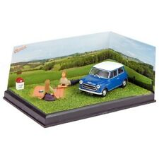 Altaya AA73 La Route Bleue 'The Game of Cards' Mini Cooper S Diorama 1:43