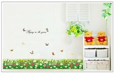 Small Flowers Wall Stickers,Wall Decals A_MUAF