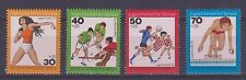 GERMANY MNH STAMP DEUTSCHE BUNDESPOST BERLIN 1976 YOUTH TRAINING SG B501 - 504