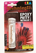 Technicqll Epoxy masilla 4 E-174 70 gr sellado fugas relleno grietas metal Epoxy