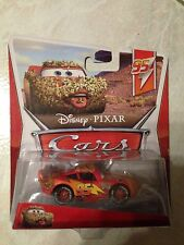 CARS DISNEY FLASH MCQUEEN CAMOUFLAGE FEUILLES NATURE DRIVE