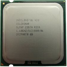 Intel Celeron D 420 E420 SL9XP Desktop CPU Processor LGA775 512K 1.60Ghz