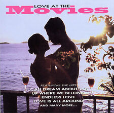 Donna Summer, Christopher Cross,, Love At The Movies, Excellent Soundtrack