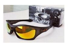 NEW Oakley - Pit Bull (Asian Fit) - Gunmetal FMJ / Fire Iridium, OO9161-03