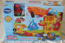 Vtech Baby - Toot Toot Drivers - CONSTRUCTION SITE - Brand new
