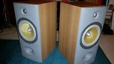 B&W DM602 S3 Main / Stereo Speakers - Sorrento / New Condition Boxed Never Used