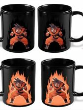 Goku Heat Reactive Mug Dragon Ball Z DBZ Super Saiyan Dragonball Coffee Cup HOT