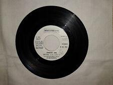 """Barry Manilow / Samantha Sang  - Disco Vinile 45 giri7"""" Edizione Promo Juke Box"""