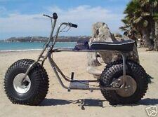 GiGANTIC BaLLOON  Mini Bike FRAME AND WHEEL  KIT Complete