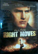 All the RIGHT MOVES (1983) Tom Cruise Craig T. Nelson Lea Thompson Chris Penn
