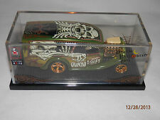 Hot Wheels 2011 CAAF Dream Halloween Graveyard Shift Blown Delivery New Mint!