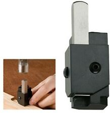 Spring Loaded Corner Wood Cutting Mortise Chisel Tool Mortising