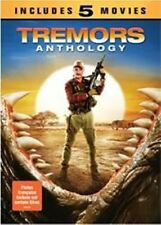 Tremors Anthology 1 2 3 4 5 Complete Collection New DVD