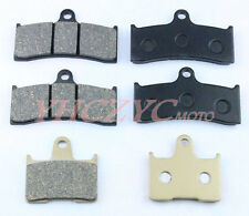 Front & Rear Brake Pads For HONDA CB1300 SC40 1998-2000 1999 98 99 00