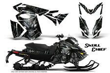 SKI-DOO REV XR SNOWMOBILE SLED CREATORX GRAPHICS KIT WRAP SCS