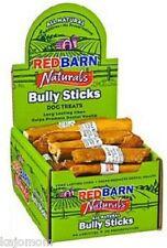 "10 FRESH RedBarn Naturals 5"" BULLY STICKS Dog True Chews Treats Dental Grass Fed"