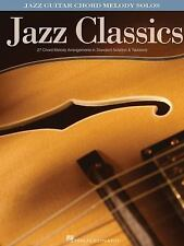 Jazz Classics : Jazz Guitar Chord Melody Solos (2008, Paperback)
