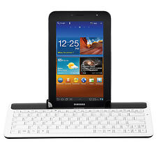 Samsung P6 Keyboard Dock ECR-K12UWEG for Samsung Galaxy Tab 7.0 Plus P6200 P6210