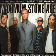 Maximum Stone Age by Queens of the Stone Age (NEW CD, 2002, Chrome UK Import)