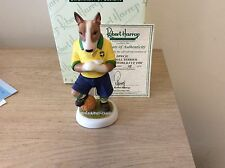Robert Harrop DPWC02 RED BULL TERRIER WORLD CUP 2014 BRAZIL LTD ED