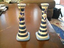 2 Piece Shabbat Candle Holder
