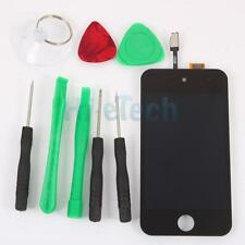 Replacement Glass Digitizer Touch Screen with Tools For Black iPod touch 4th Gen