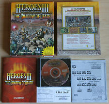Heroes Of Might And Magic III: The Shadow Of Death (PC, 2000, Big-Box)